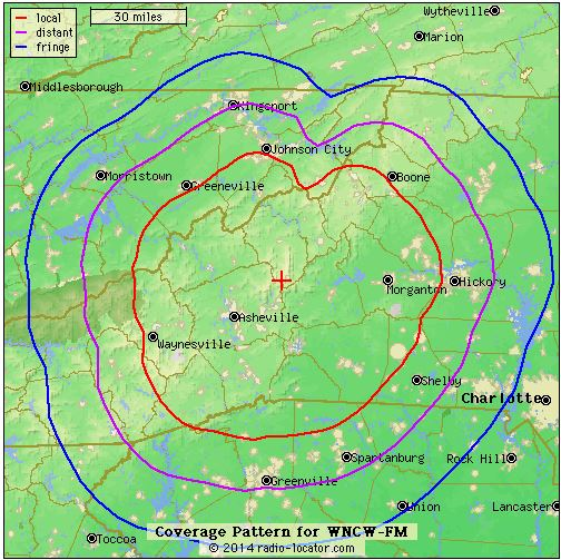 Spindale Nc Map.Broadcast On 88 7 Wncw Fm Spindale Nc